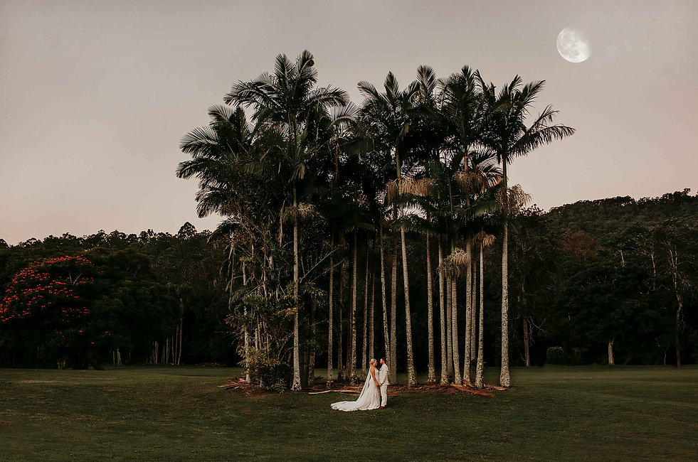 The Acre Boomerang farm wedding venue