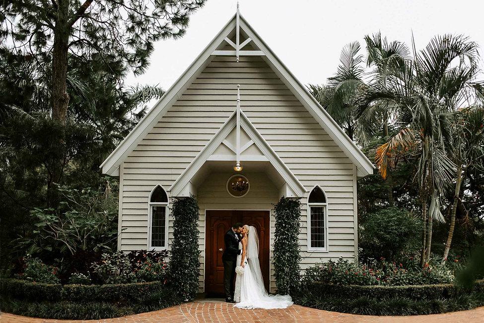 WEDDING AT BRAESIDE QLD