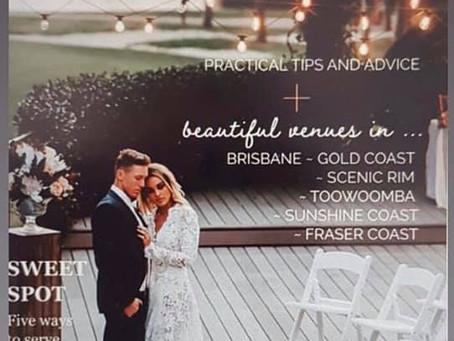 WEDDING VENUE MAGAZINE FRONT COVER