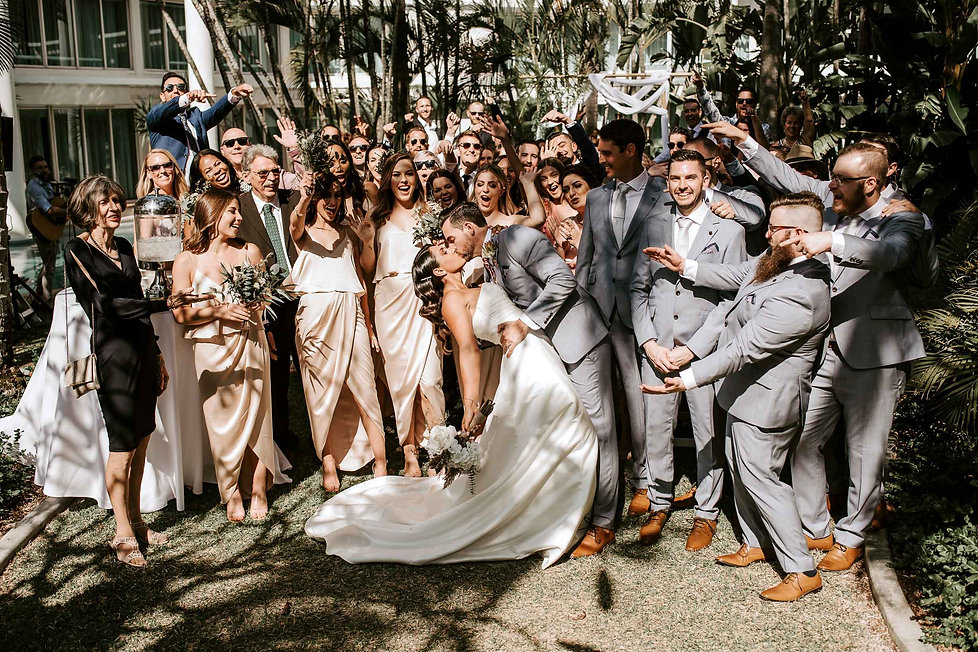 Wedding Gold coast Sheranton