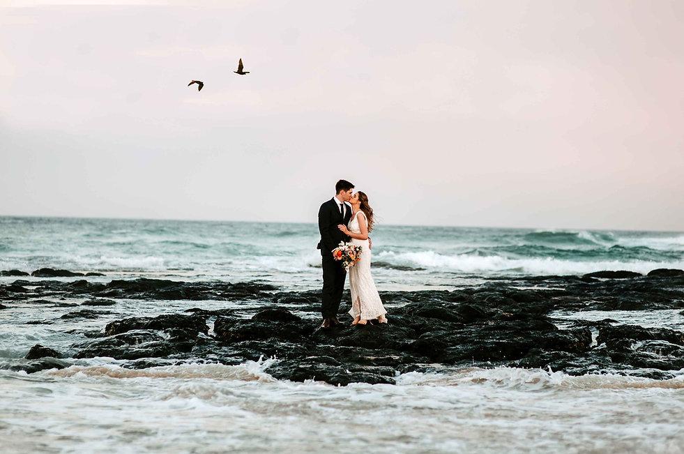 kingcliff NSW wedding