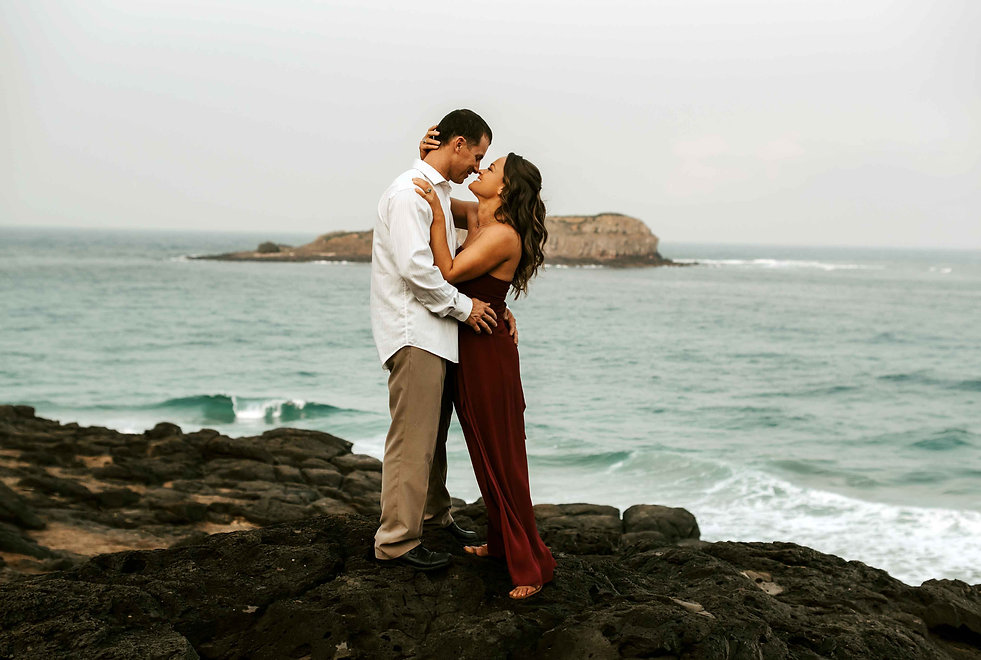 Byron Bay engagement shoot