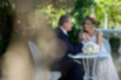 Wedding at Oatlands wedding reception