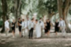 HOLLY AND JALEN WEDDING AT BRISBANE