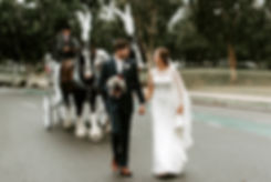 WEDDING OF LISA AND JOSH - BRISBANE NORTHSHORE HARBOUR