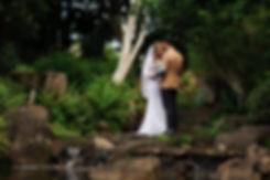 wedding of Jarom and Shonee JAROM + SHONEE - BUNDALEER RAINFOREST GARDENS BRISBANE