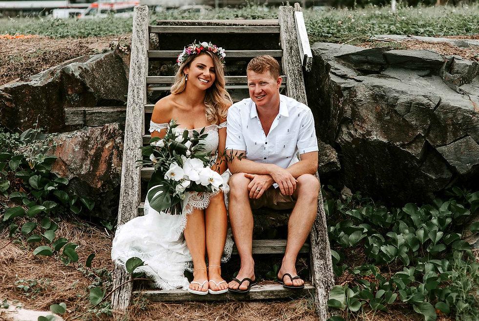 ELOPEMENT WEDDING GOLD COAST HOLLIE AND RICHARD