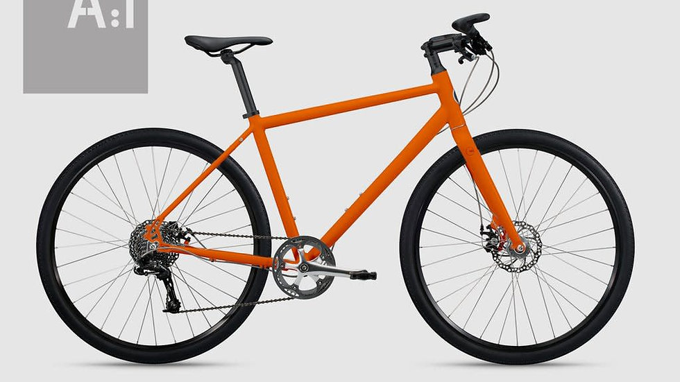 :roll Adventure Bicycle, Orange
