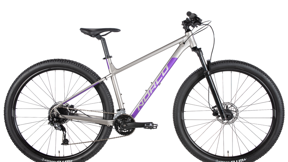 Norco-Storm 1, Silver/Violet, Small