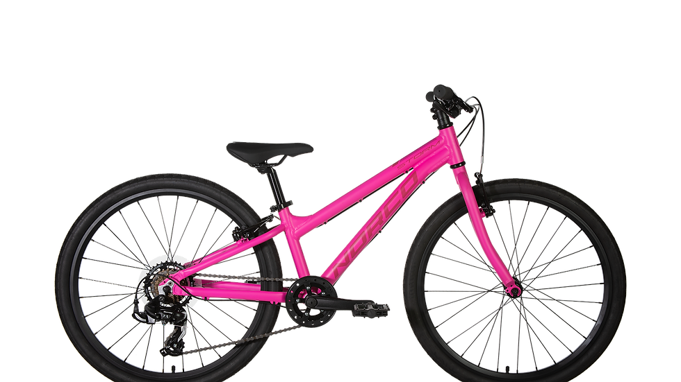 Norco Storm 4.3 Pink 24in Kids Bike