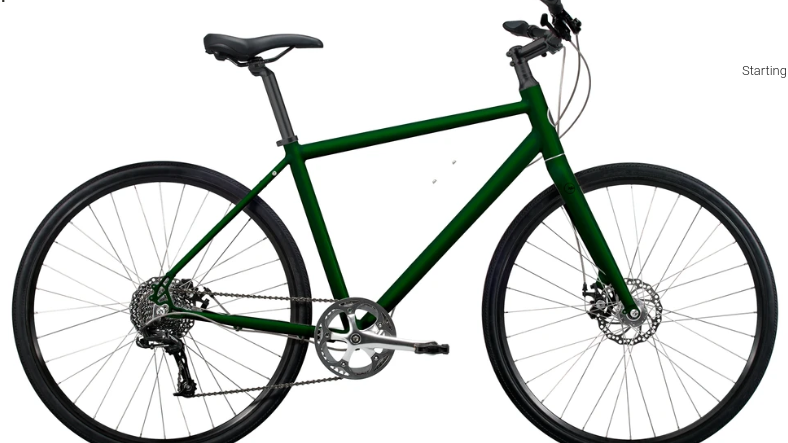 :roll City Bicycle