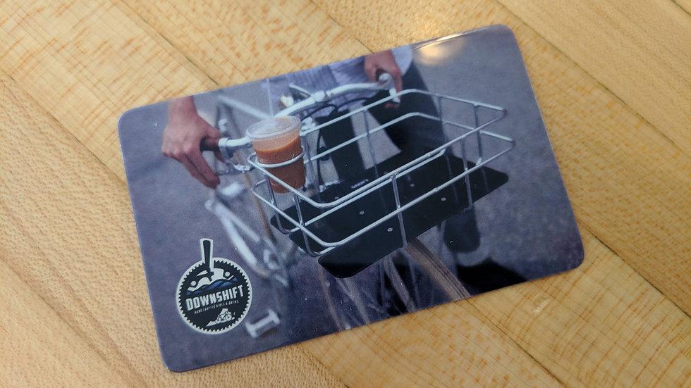 Downshift Gift Card