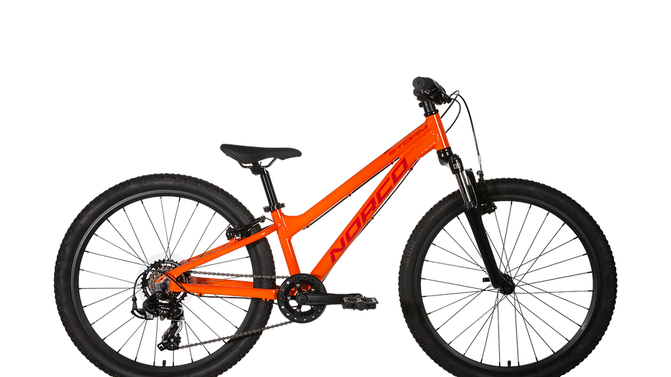 Norco Storm 4.2 Orange 24in Kids Bike