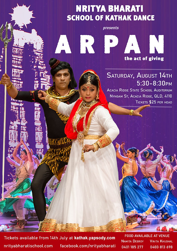 Arpan - The Act of Giving