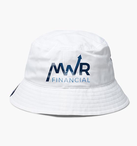 MWR White Bucket Hat