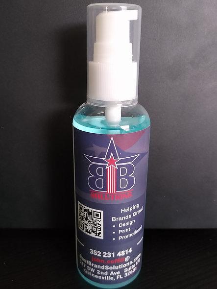 25 Branded Hand Sanitizer