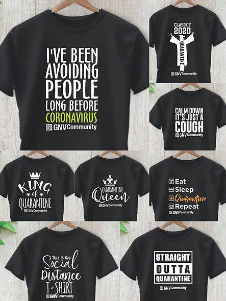 Custom GNV Community T Shirt