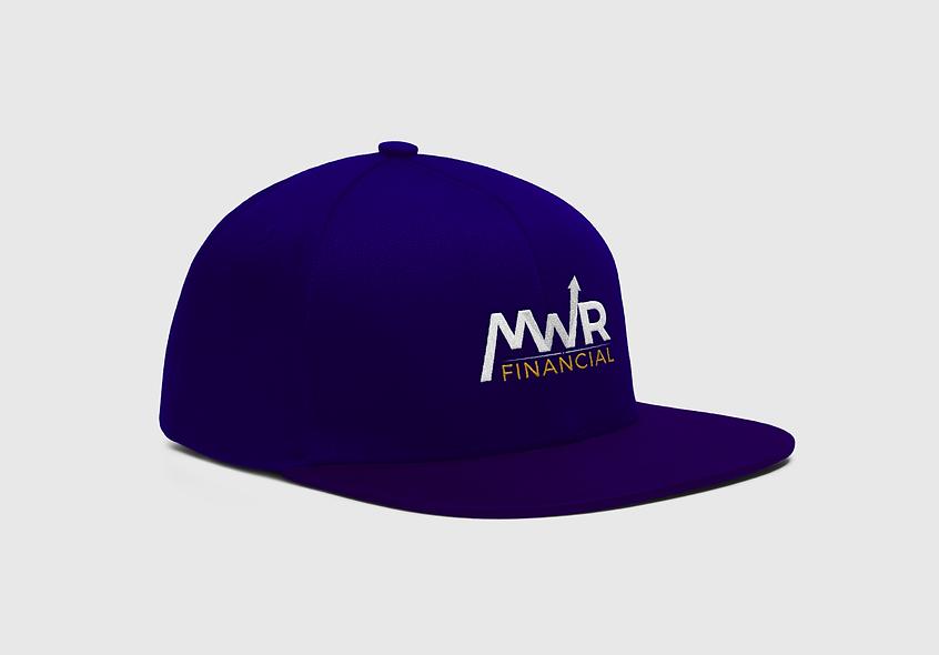 MWR Flat Bill Cap