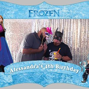 Alessandra's Birthday