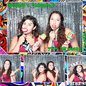 Amanda and Vianney's 21st bday party