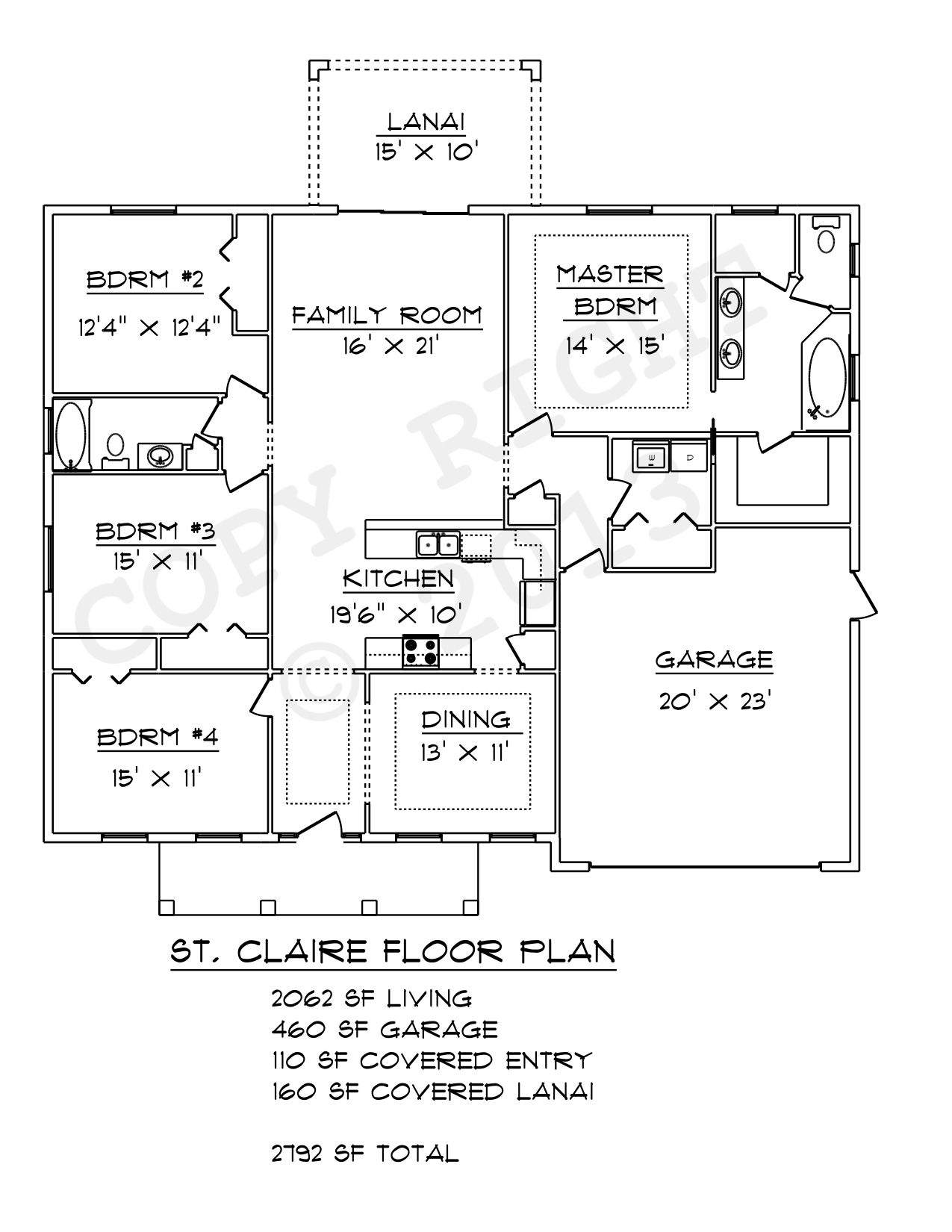 Reed Homes Model