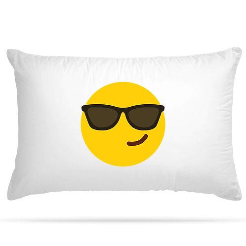 Pillowcase Emoji Smiley Face 16 Different Option