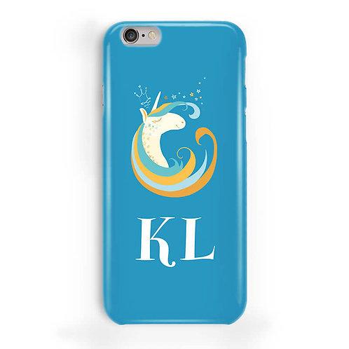 Personalised Custom Case Phone Cover Unicorn Gift for Apple iPhone 7 Design