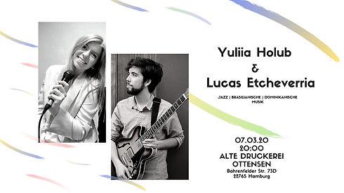 Lucas und Yuliia Alte Druckerei 7.3.2020