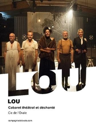LIVRE + CD LOU
