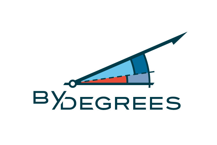 New By Degrees Logo