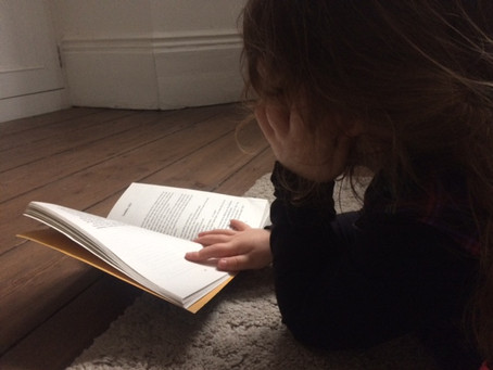 Learning to read again