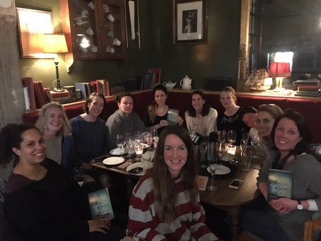 The Knackered Parents' Book Club reviews 'The Lightkeeper's Daughters by Jean Pendziwol.