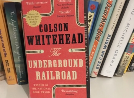 The Knackered Parents' Book Club reviews The Underground Railroad by Colson Whitehead
