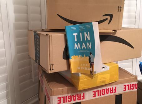 The Knackered Parent's Book Club reviews 'Tin Man' by Sarah Winman