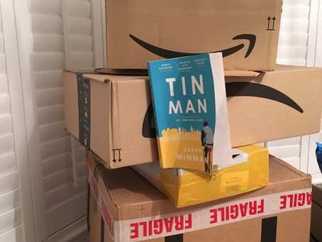 The Knackered Parent's Book Club reviews 'Tin Man' by Sarah Winman
