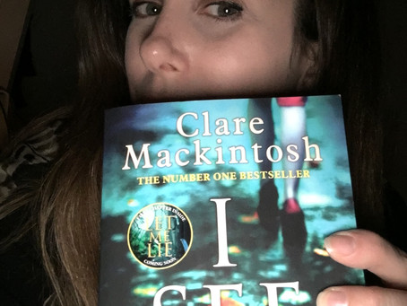 The Knackered Parents' Book Club reviews I See You by Clare Mackintosh.