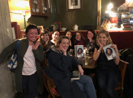 The Knackered Parents' Book Club reviews 'Becoming' by Michelle Obama.