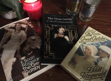 The Knackered Parents' Book Club reviews 'The Great Gatsby' by F Scott Fitzgerald