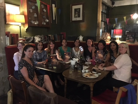 The Knackered Parents' Book Club reviews 'I'll be gone in the Dark' by Michelle McNamara
