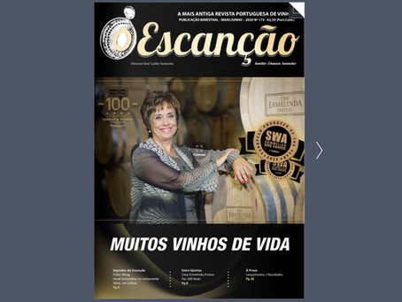 Revista O Escanção - Formato Digital