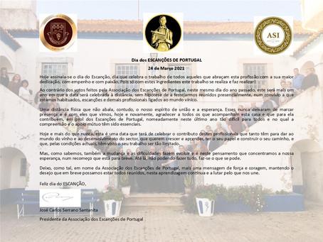Dia do Escanção 2021 - 49 Anos ao Serviço do Vinho