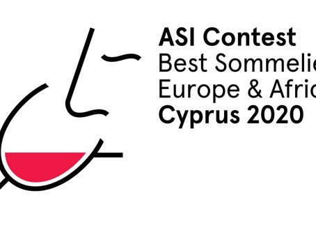 Best Sommelier of Europe & Africa 2020