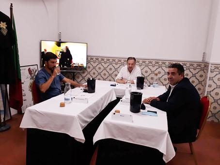 I Concurso de Vinhos Escanções de Portugal
