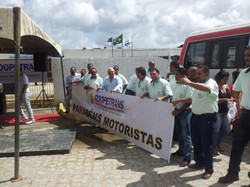 Entrega de 23 ônibus Cabo/PE