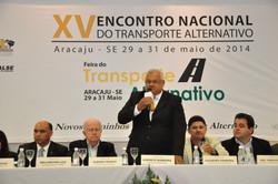 Veja as fotos! XV ENATRAL Aracaju/SE