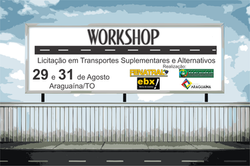 WorkShop Araguaina/To