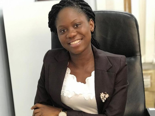 MS. DORCAS SIKA TETTEY JOINS ORGANIC TRADE & INVESTMENTS AS DATA ANALYST