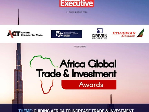 OTI RECEIVES NOMINATION AT THE AFRICA GLOBAL TRADE & INVESTMENT EXCELLENCE AWARDS