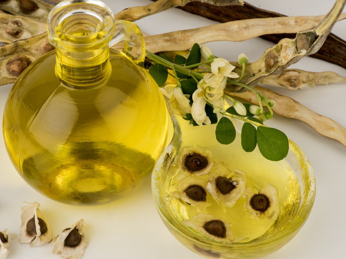 WHAT ARE THE HEALTH BENEFITS OF ORGANIC MORINGA SEED OIL?