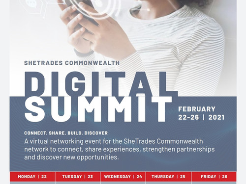 ORGANIC TRADE & INVESTMENTS TO PARTAKE IN SHETRADES COMMONWEALTH DIGITAL SUMMIT 2021